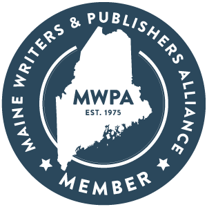 Maine Writers and Publishers Alliance member badge