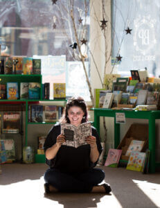 Emma G Rose reads Nothings Ever Lost at the Briar Patch