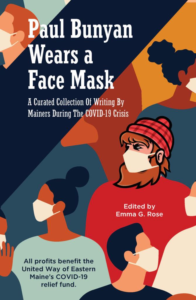 Paul Bunyan Wears a Facemask cover art