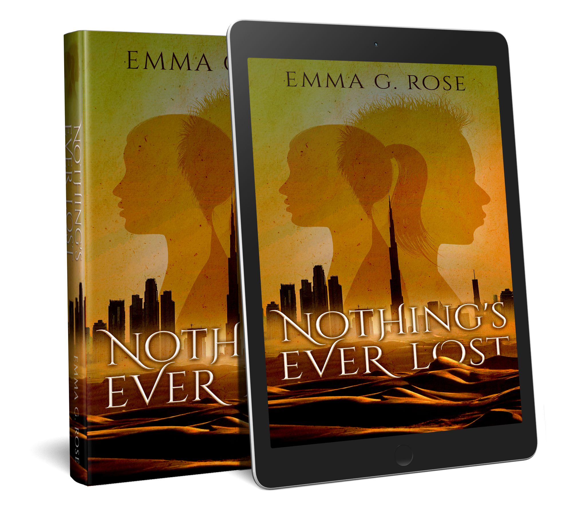 cover of Nothing's Ever Lost
